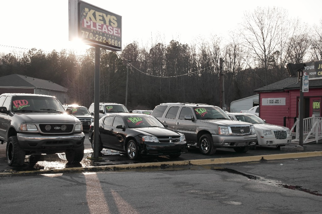 About Us | Keys Please Auto Sales | Used Cars For Sale - Hiram, GA